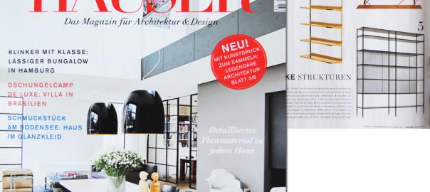 HÄUSER   Das Magazin Für Architektur U0026 Design