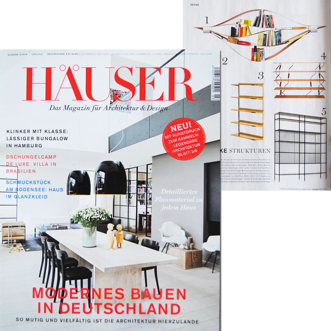 Häuser the magazine for architecture design neuvonfrisch