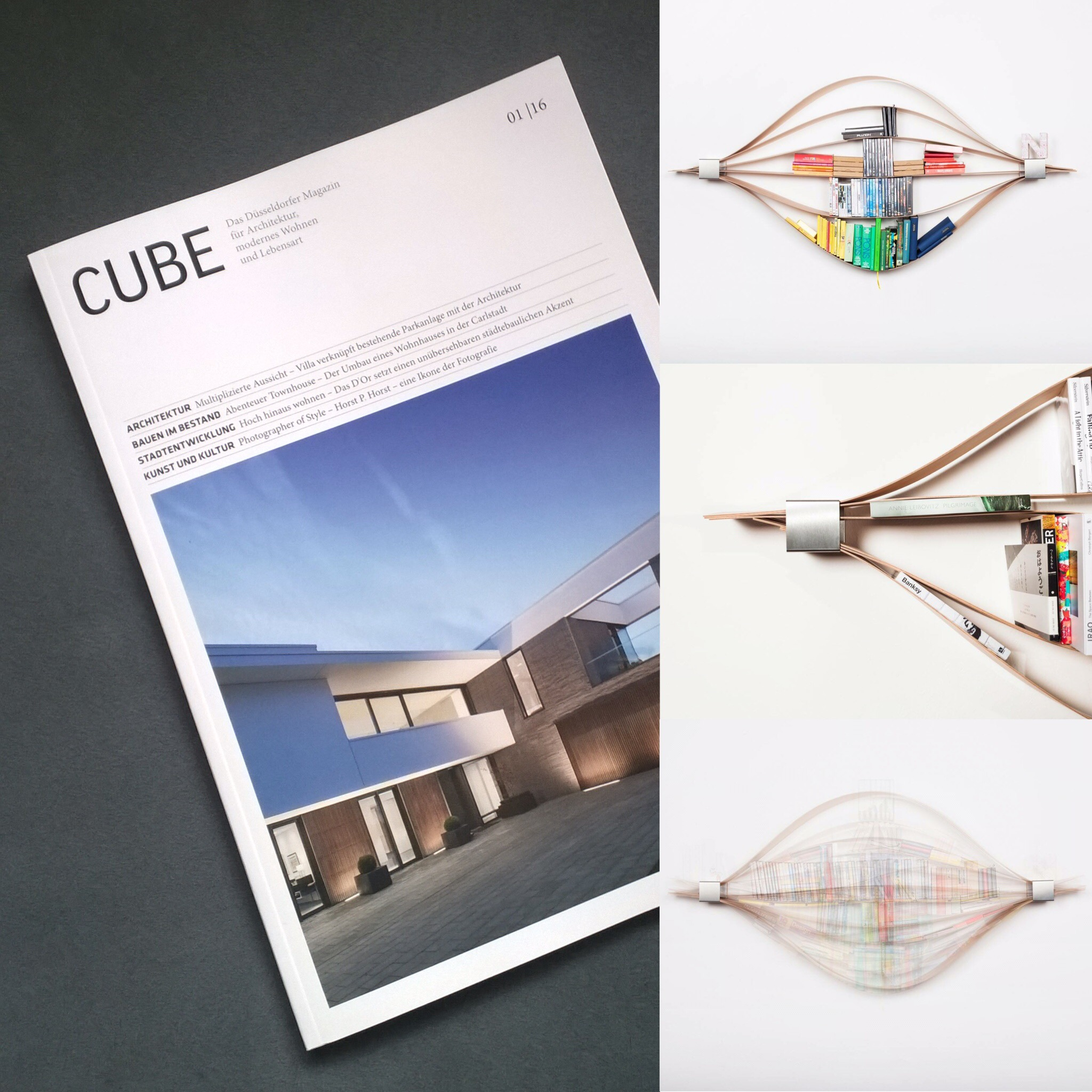 CUBE - Magazine for...